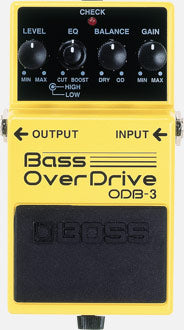 BOSS PEDAL ODB-3 - PickersAlley