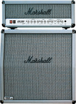 MARSHALL AMP REISSUE SILVER JUBILEE STACK - DSL100HS & CABS - PickersAlley
