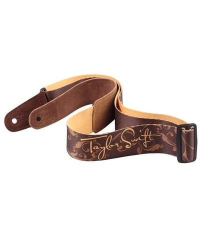 TAYLOR STRAP Taylor Swift Signature Brown - PickersAlley