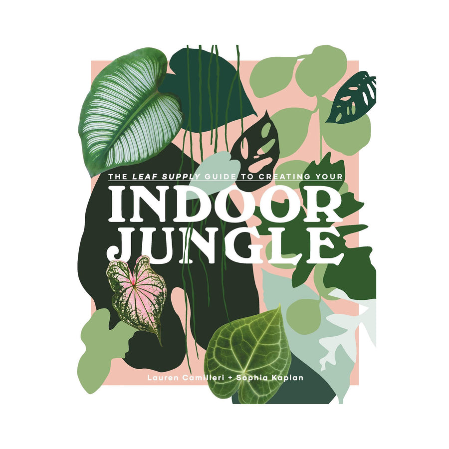 The Leaf Supply Guide to Creating Your Indoor Jungle by Smith Street Books - Merchant of York Toronto