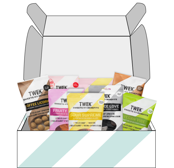 Build your Tweek-box - 15 pack