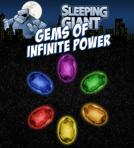 GEMS OF INFINITE POWER