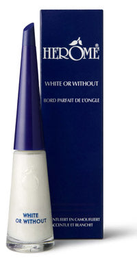 Herôme Nail Contour White or Without 10 ml