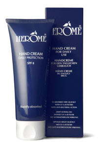 Herôme Hand Cream Daily Protection SPF8 75 ml