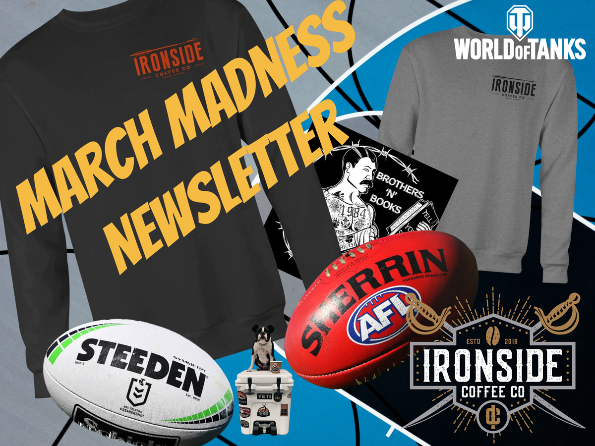 March Madness - Newsletter