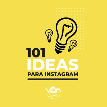 101 IDEAS PARA PUBLICAR EN SOCIAL MEDIA