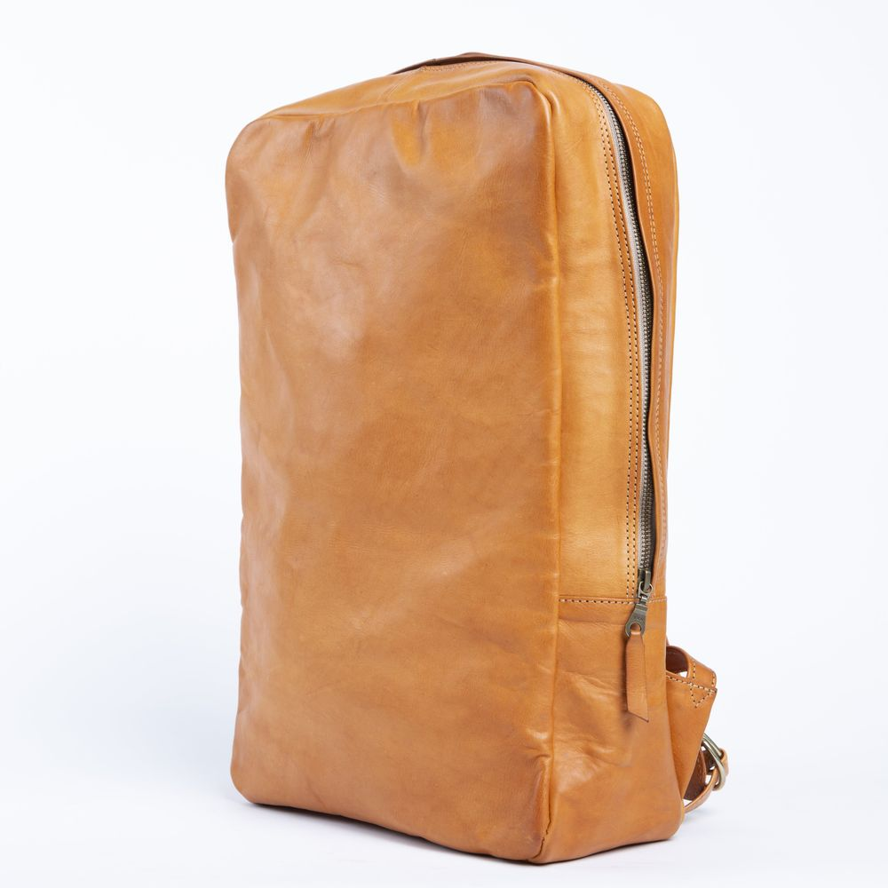 Aventura | Men's Tan Backpack