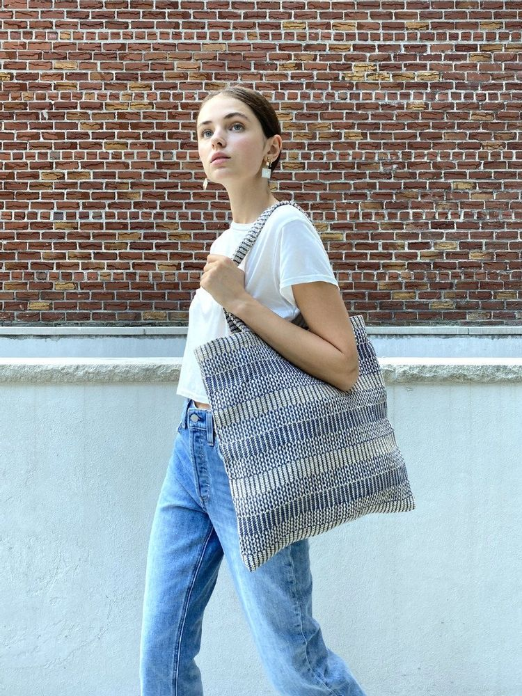 Dobi Daily Bag - Blue