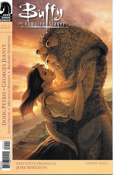 Buffy the Vampire Slayer (Season 8) #25A