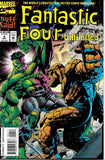 Fantastic Four Unlimited (1993) #4