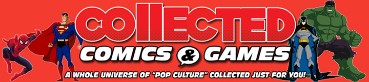 Collected Comics & Games