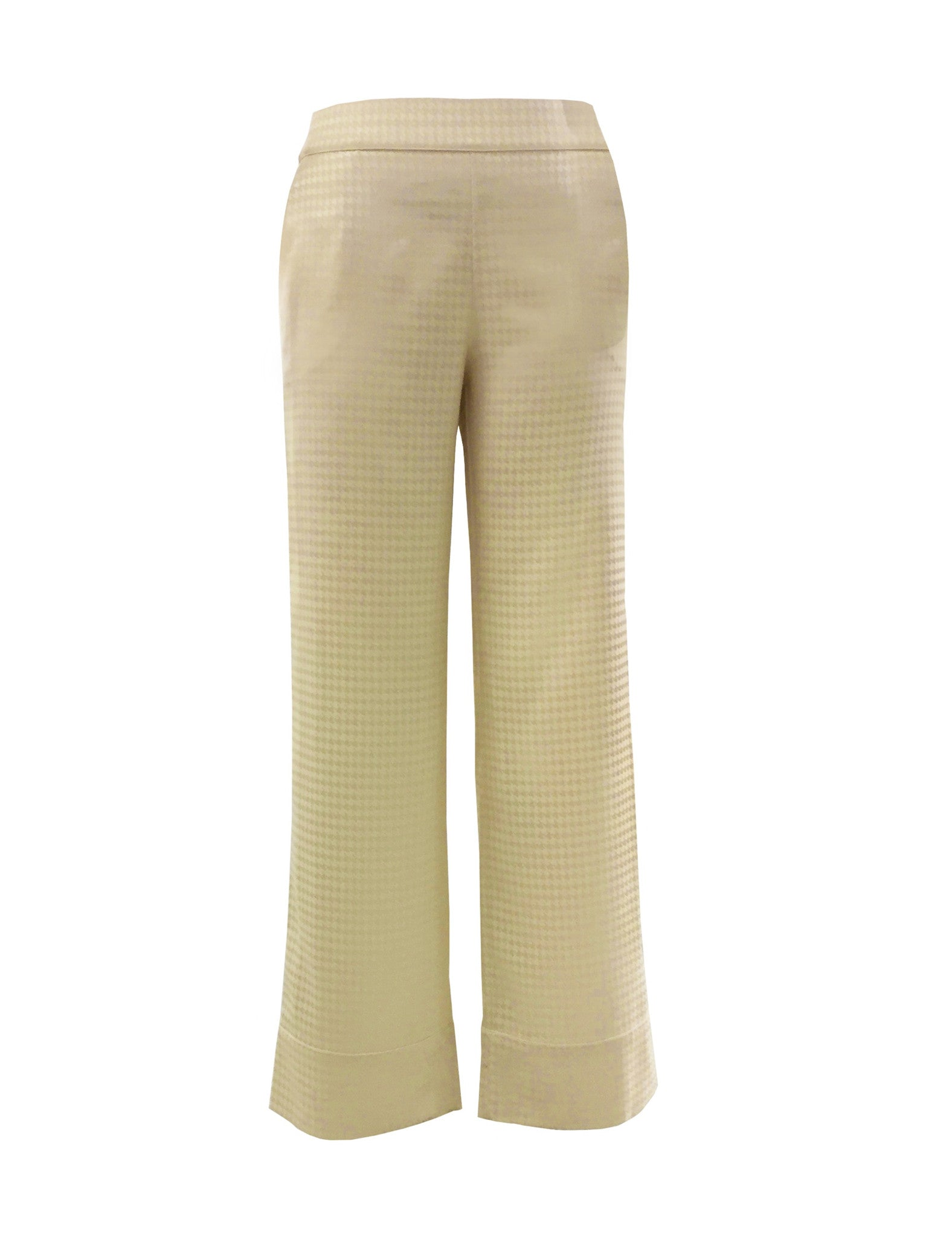 Beatrice Champagne PJ trousers