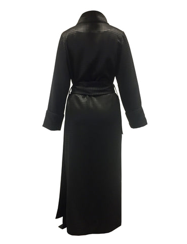 Agatha Caviar lounge coat