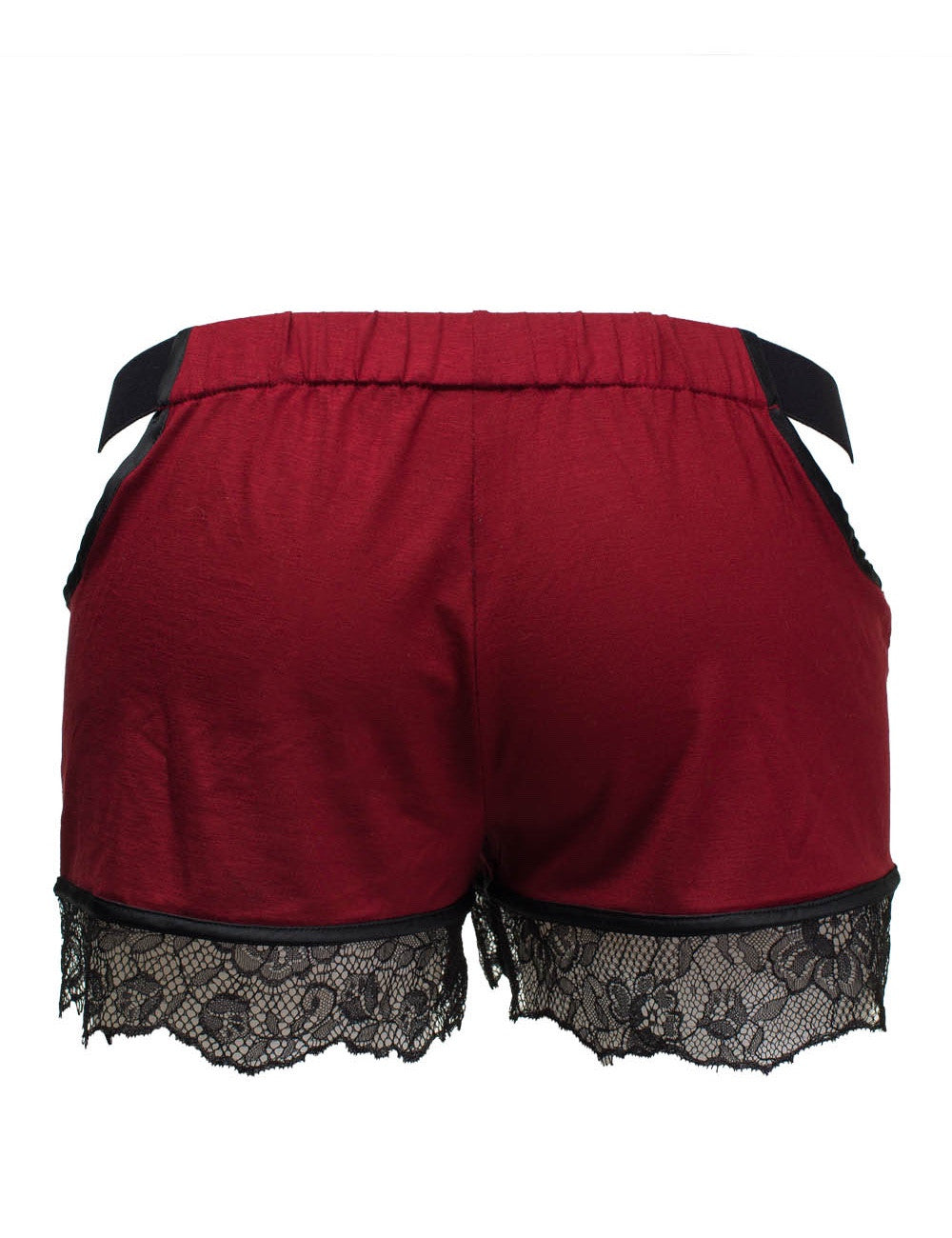 Laura shorts with lace