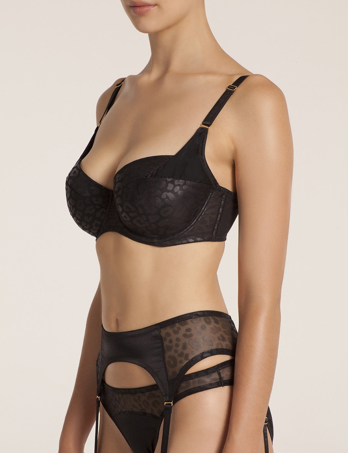 Mimi underwired padded bra