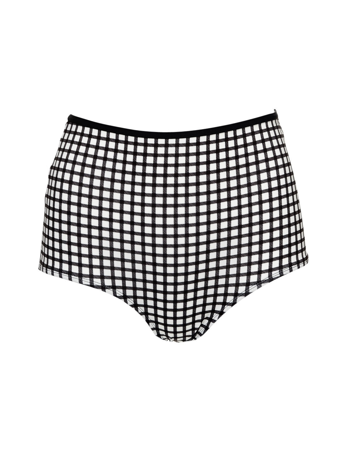 Bridget checkered bikini bottom