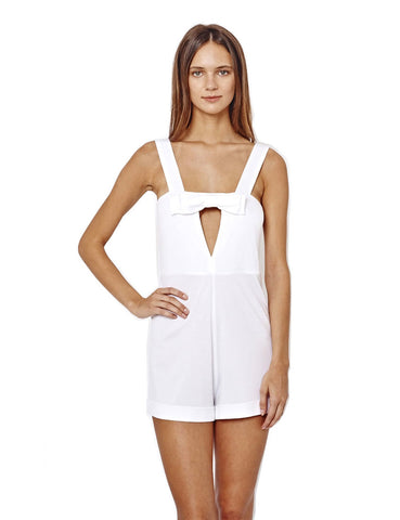 Babington Zoe cotton romper