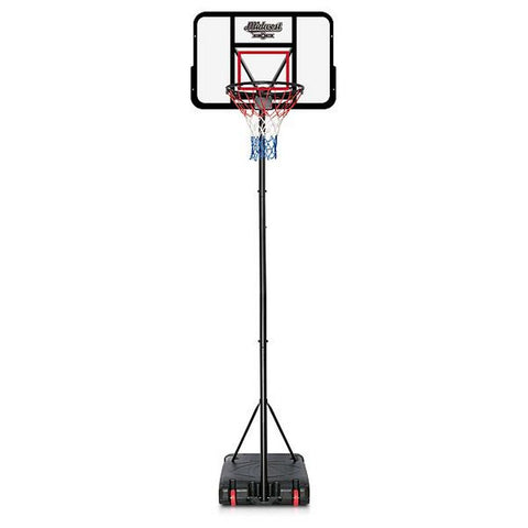 Midwest Pro Basketball Stand (8ft-10ft)