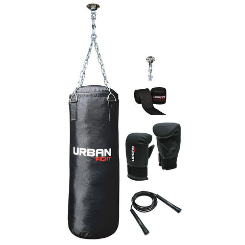 Urban Fit Punching Bag Kit