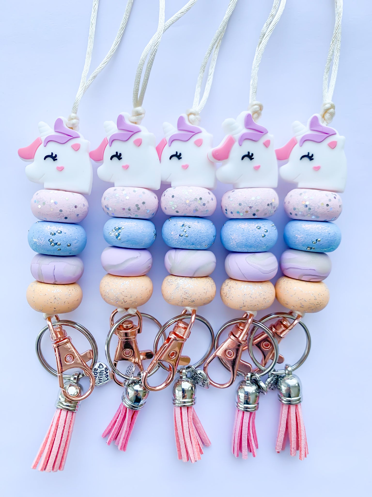 Unicorn Lanyard
