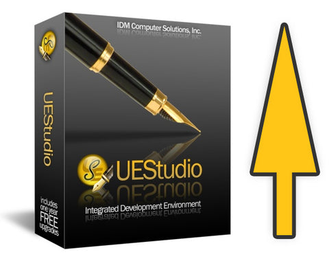 UEStudio Win [v20] Upgrade (jetzt inkl. UltraCompare Pro) (UES)