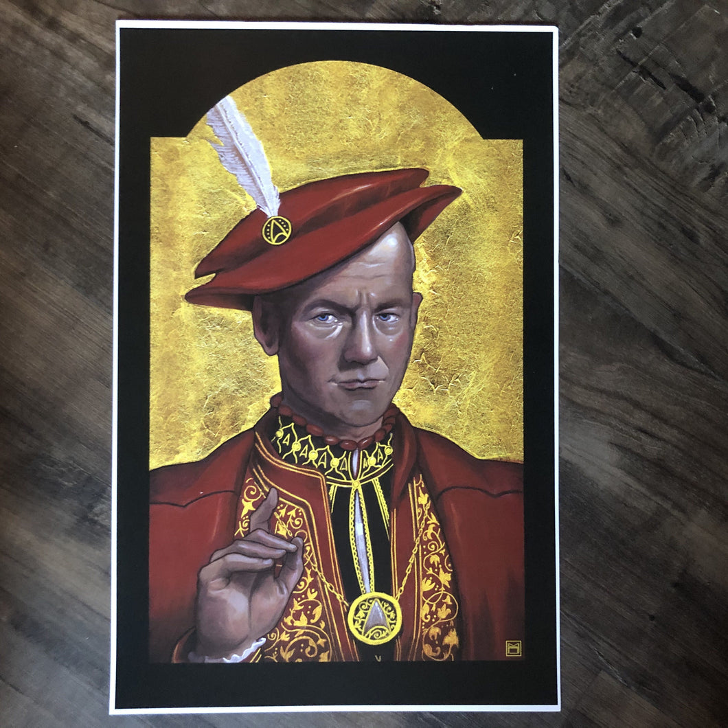 print of Picard Age of Exploration