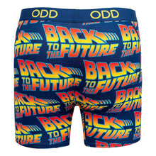 "Load image into Gallery viewer, Back to the Future ""Going Back"" Men's Boxer Briefs"