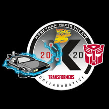 Load image into Gallery viewer, Transformers Generations Collaborative: Back to the Future Mash-Up, Gigawatt Figure [PRE-ORDER: Expected availability July/August 2021!]
