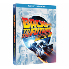 Load image into Gallery viewer, Back to the Future 30th Anniversary Trilogy (Blu-ray + Digital HD) [2015]
