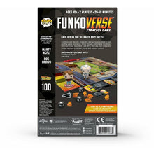 Load image into Gallery viewer, Pop! Funkoverse: Back to the Future #100 Expandable Strategy Game