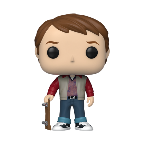 Funko POP! Movies Back to the Future Vinyl Figure - Marty 1955