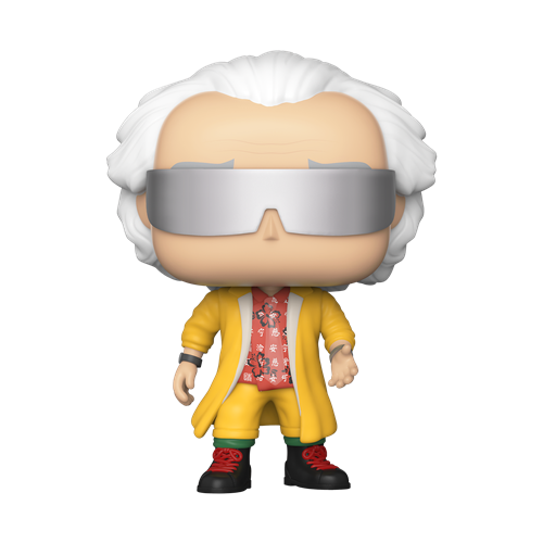 Funko POP! Movies Back to the Future Vinyl Figure - Doc 2015