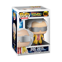 Load image into Gallery viewer, Funko POP! Movies Back to the Future Vinyl Figure - Doc 2015