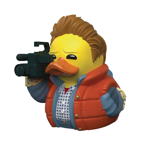Back to the Future Marty McFly TUBBZ Cosplaying Duck Collectible [PRE-ORDER: Available late December 2020!]