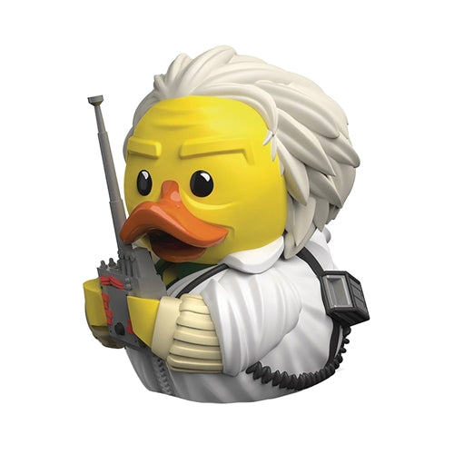 Back to the Future Doc Brown TUBBZ Cosplaying Duck Collectible [PRE-ORDER: Available late December 2020!]