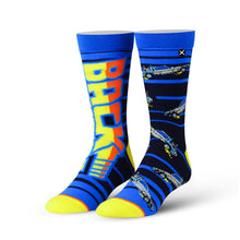 "Load image into Gallery viewer, Back to the Future ""88 MPH"" Unisex Socks (Size 6-13)"