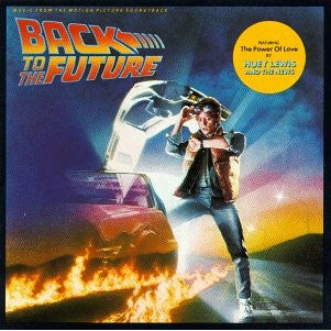 Music From the Motion Picture Soundtrack: Back to the Future CD