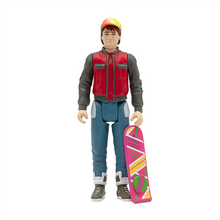Load image into Gallery viewer, ReAction Back to the Future Part II Future Marty 3¾-inch Retro Action Figure