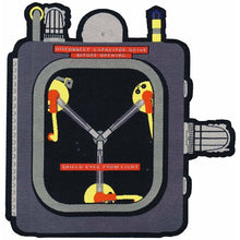 Load image into Gallery viewer, Time Machine Restoration Team 'Flux Capacitor' Patch (Fine-Woven Version)