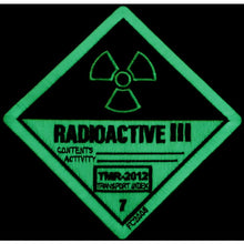 Load image into Gallery viewer, Time Machine Restoration Team 'Radioactive' Patch