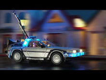 Load and play video in Gallery viewer, Playmobil Back to the Future 97-piece Advent Calendar with 7 vinyl figures