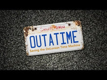 Load and play video in Gallery viewer, OUTATIME: Saving the DeLorean Time Machine (Blu-ray™)