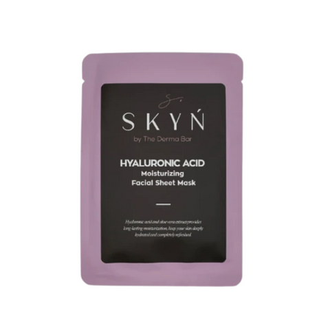 SKYN hyaluronic acid mask
