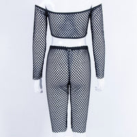NEW 2020 Summer Women Ladies Sexy Lace Crochet Swimsuit Cover Up Swimwear 2Pcs Mesh Fishnet Shorts