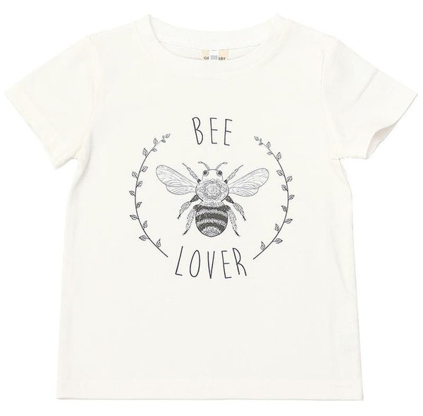 Kids T-shirt For Girls Toddler Infant Boys Summer Clothes Short Sleeve Cotton Tops Tees Fashion Letter Printed White T Shirts