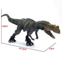 2020 Big Size Wild Life Dinosaur Toy Set Plastic Play Toys Dinosaur Model Action Figures Kids Boy Gift Home Decoration