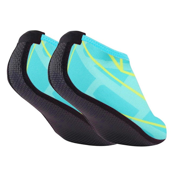 Sneakers Swimming Shoes Quick Drying Swim Water Beach Shoes Footwear Barefoot Light Weight Aqua  For Kids Men Women New