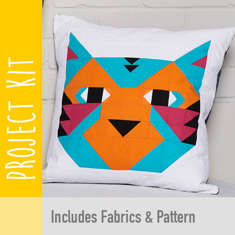 Atomic Kitty Cushion Kit