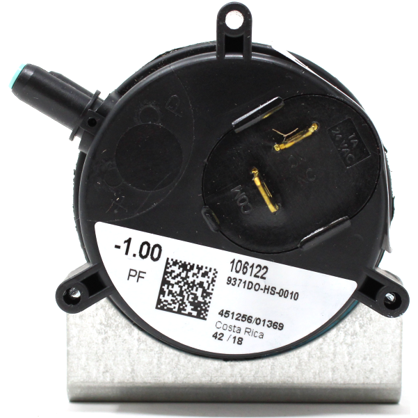 YORK 02435261000 Pressure Switch -1.00PF