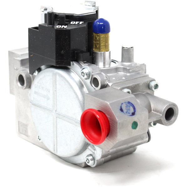"YORK 02543267000 Emerson White Rodgers Manifold Natural Gas / Propane Gas Valve 36J29-101 1/2"" x Flange 24V"